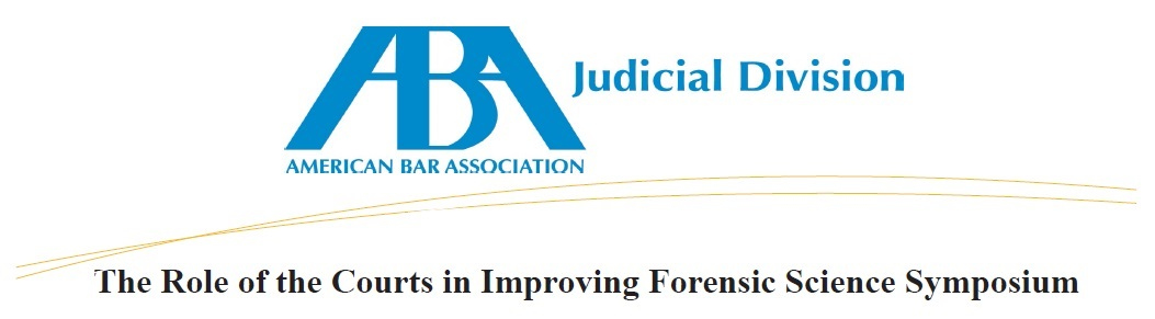 The Role of the Courts in Improving Forensic Science