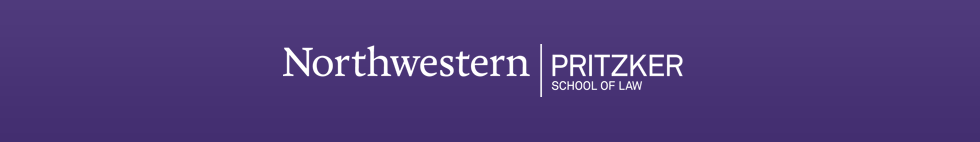Northwestern Pritzker School of Law Scholarly Commons